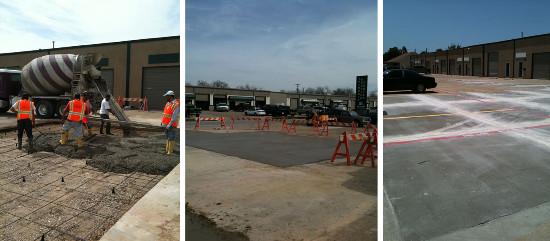 Concrete Construction Asphalt Construction Masonry Commercial Construction Fort Worth