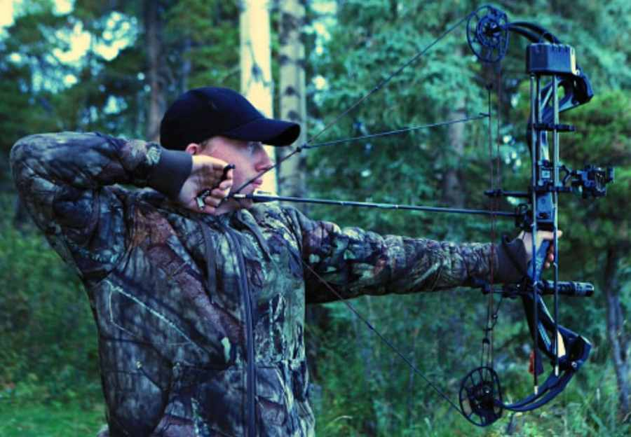 bowhunting equipements - archercreed
