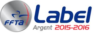 Label ARGENT FFTA 2015-2016