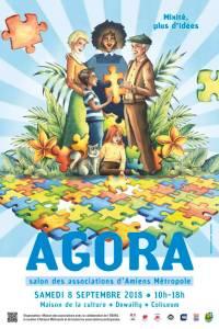 Nous rencontrer… Agora… Séance d'initiation
