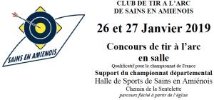 Read more about the article Notre concours des 26 & 27 janvier