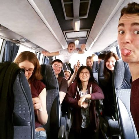 EUAC is off to BUCS Indoors! Good luck everyone!!! archeryhellip