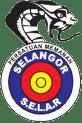 Logo Persatuan Memanah Selangor (SELAR)