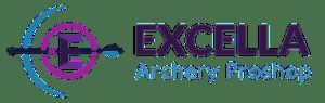 excella archery proshop logo