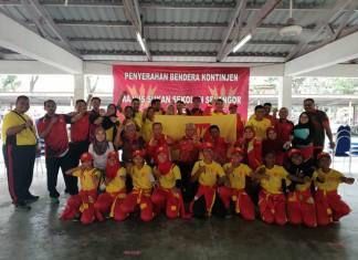 kontijen Memanah MSS Selangor 2018