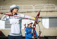 korea archery