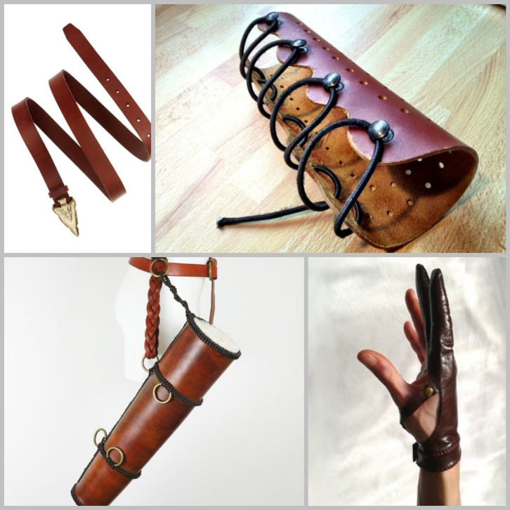 Traditional Archery Arm Guard