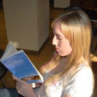 Danielle Walker reading
