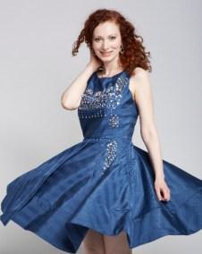 Janelle Judy in Garment