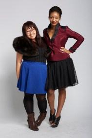 Pa Kou and Adrienne
