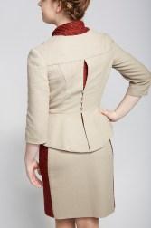 Sara Sybesma in Garment 2