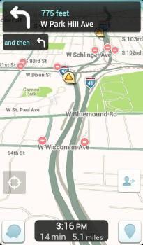 Waze-community alerting