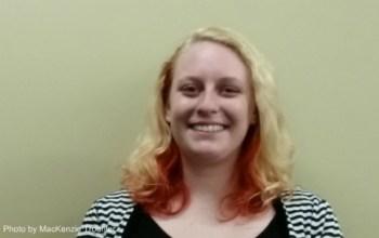 Brigit Kreienkamp is a senior majoring in art therapy