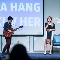 Hmong singer group 1