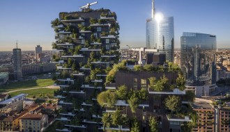 Top 5 Examples of Sustainability in modern architecture forms in the world