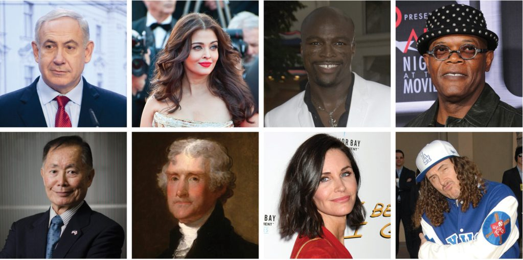 Famous celebrities in diverse fields who have an architectural degree