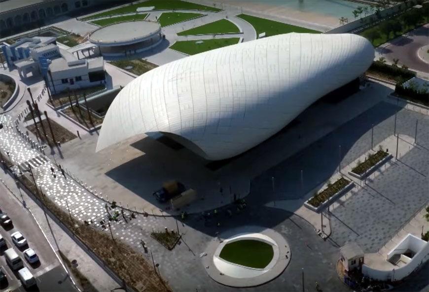 The Etihad Museum