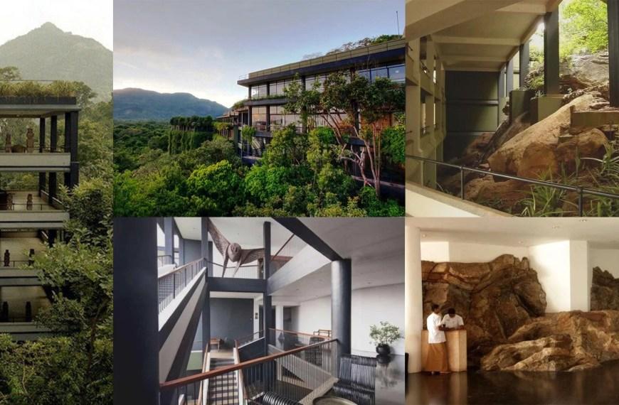 Kandalama Hotel – The Concrete Forest