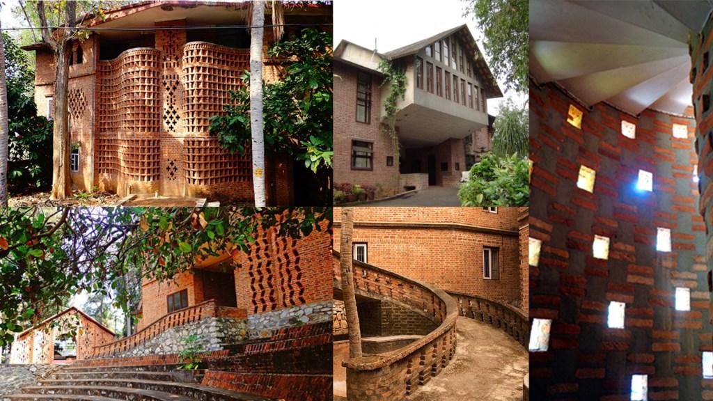The center for Development Studies, Trivandrum – A Laurie Baker Masterpiece