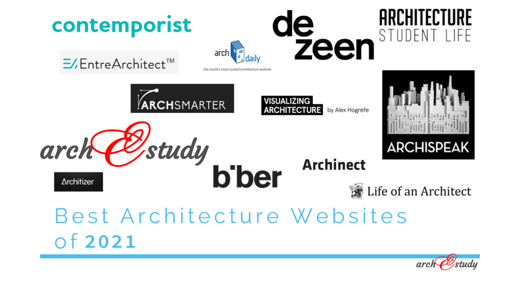 Top 10 Architectural Websites Useful for Architecture Students