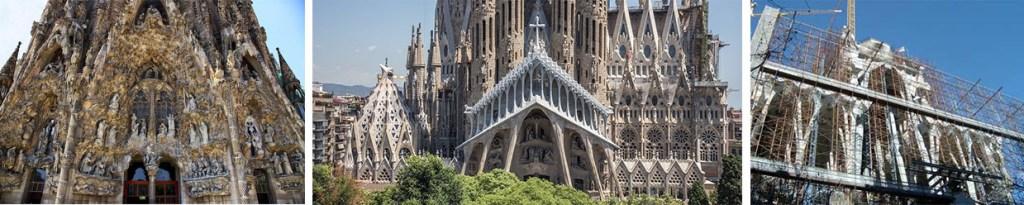 Sagrada Familia - An Unfinished Masterpiece of Antoni Gaudĺ