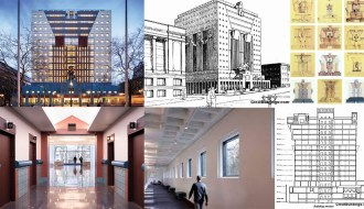 Symmetry in Symbolism - Portland Building