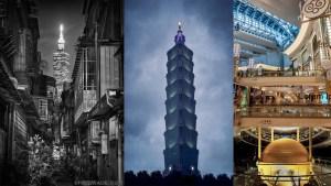 Taipei 101 - Asian Aesthetics on Skyscraper