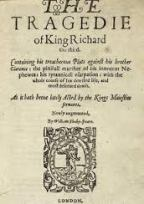 Shakespeare's Richard III