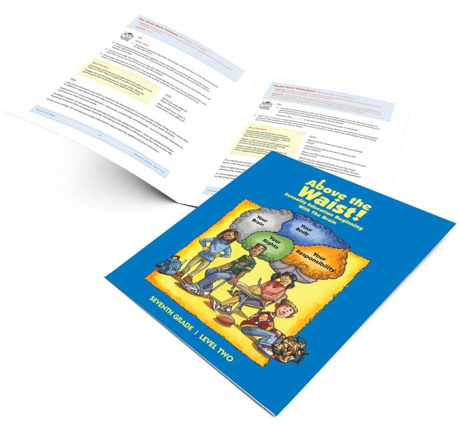 graphic design sample Grade School Curriculum 7th