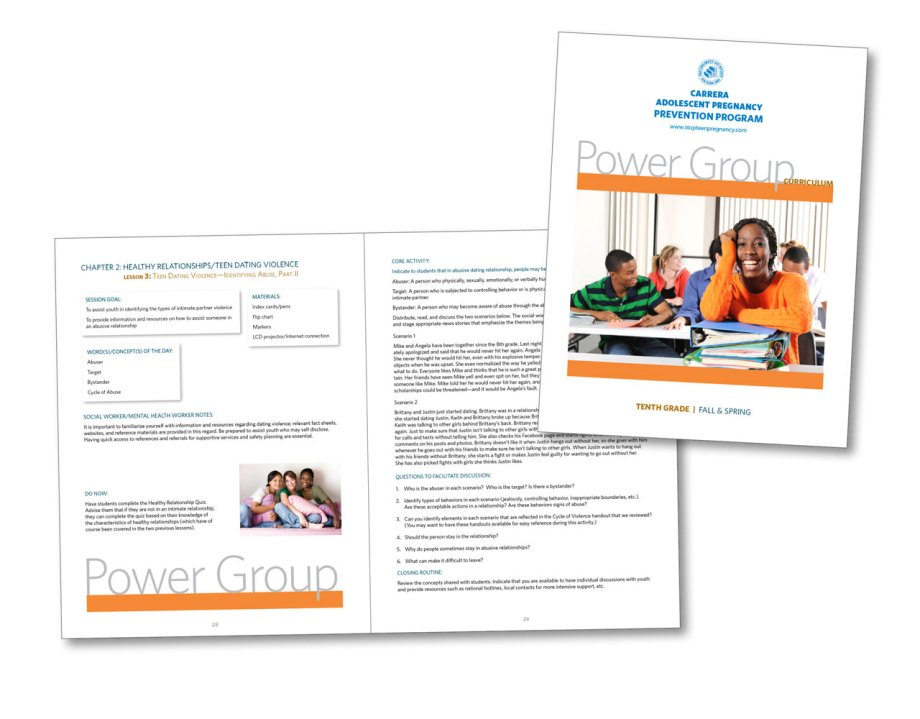 graphic design sample Grade School Curriculum 10th