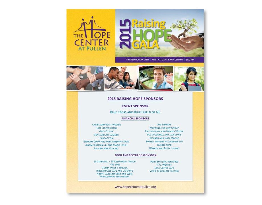 graphic design sample poster