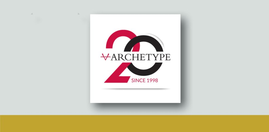 archetype graphic design and writing services 20 year anniversary
