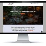 Spacelift designs website design by archetype