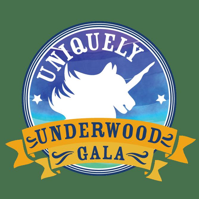 Underwood Gala logo design