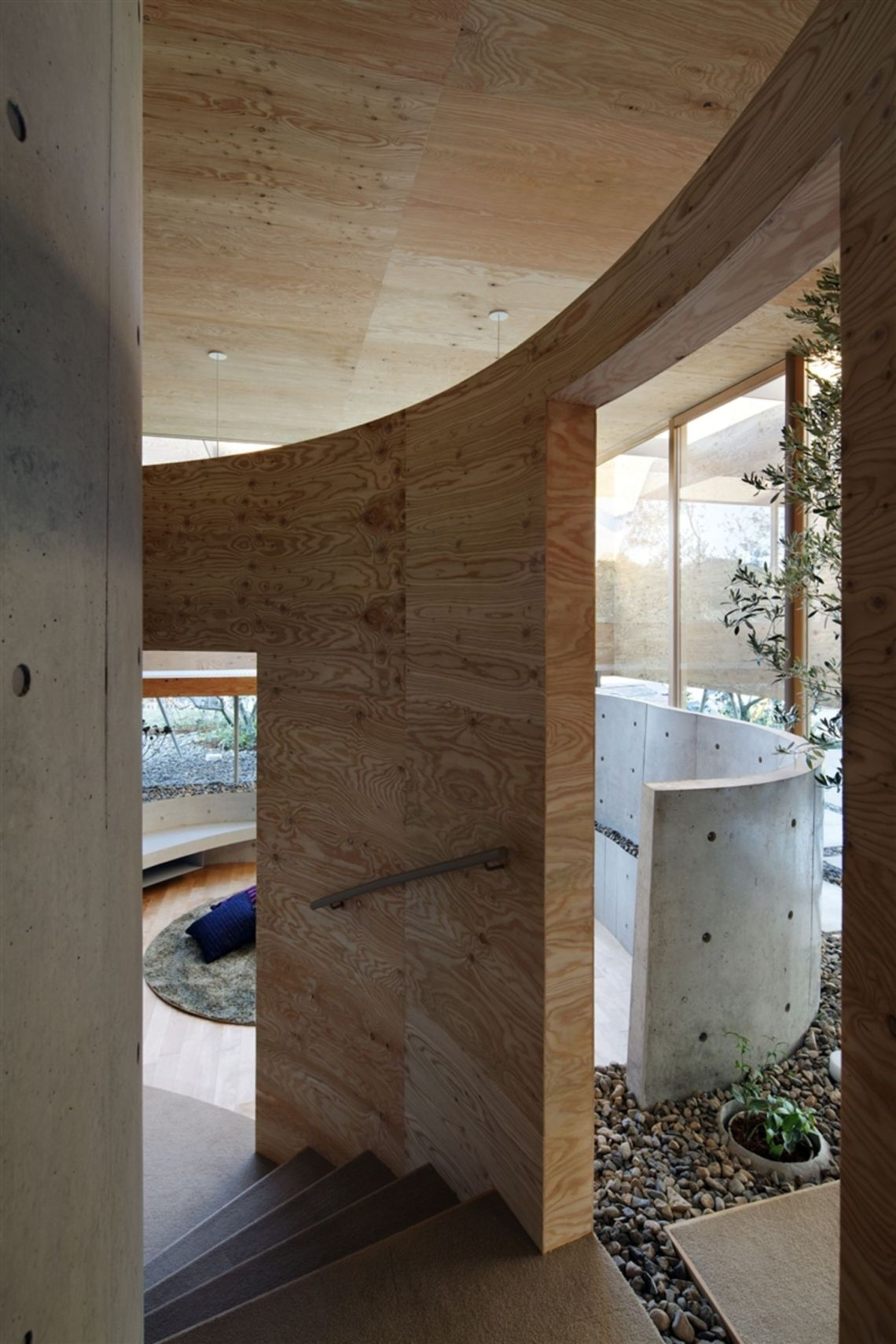Pit House / UID Architects