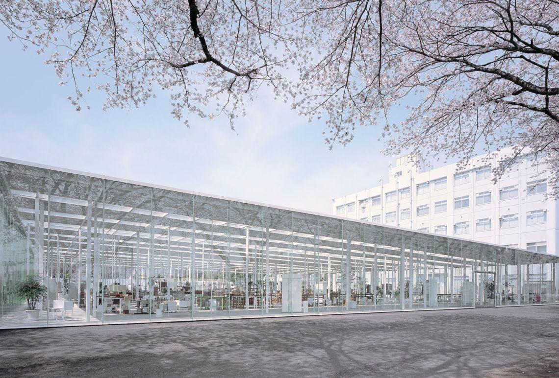 Kanagawa Institute of Technology / Junya Ishigami + Associates