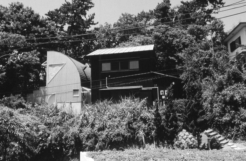 House in Yokohama / Kazuo Shinohara