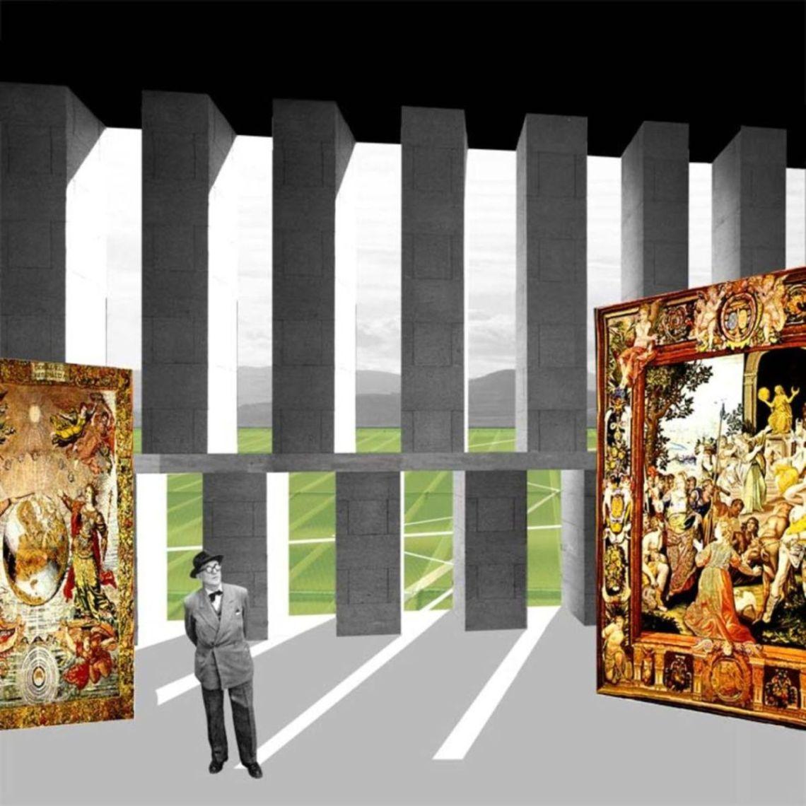 Colecciones Reales Royal Colections by Masilla y Tuñon