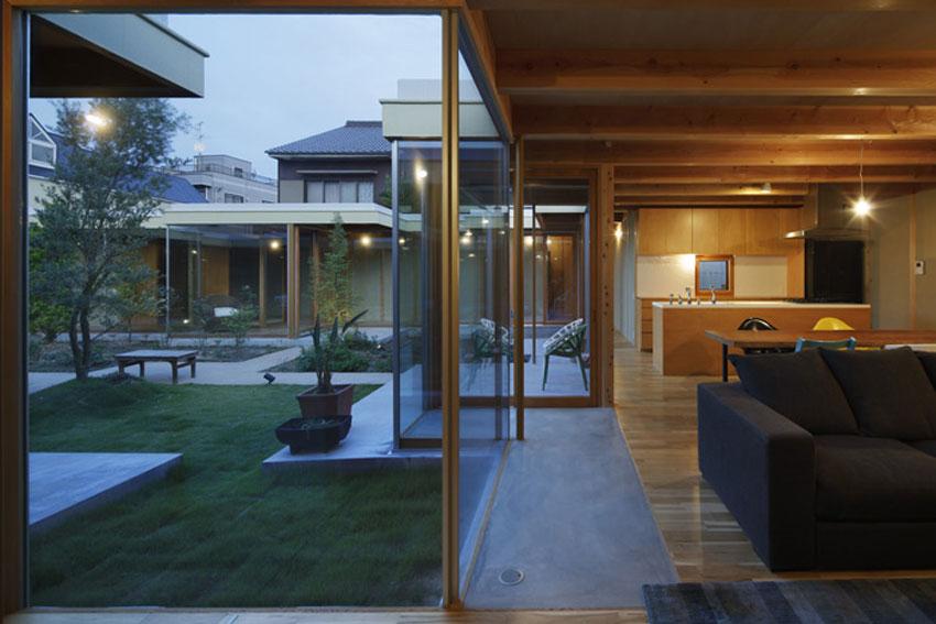 Court House in Nagoya / Takeshi Hosaka Architects