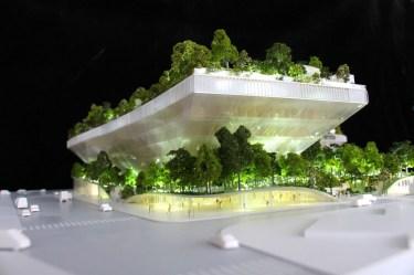 Milles Arbres in Paris / Sou Fujimoto + Oxo Architectes