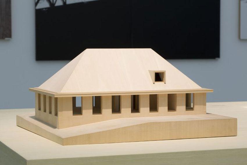 House in Ashitaka 1977 / Kazuo Shinohara