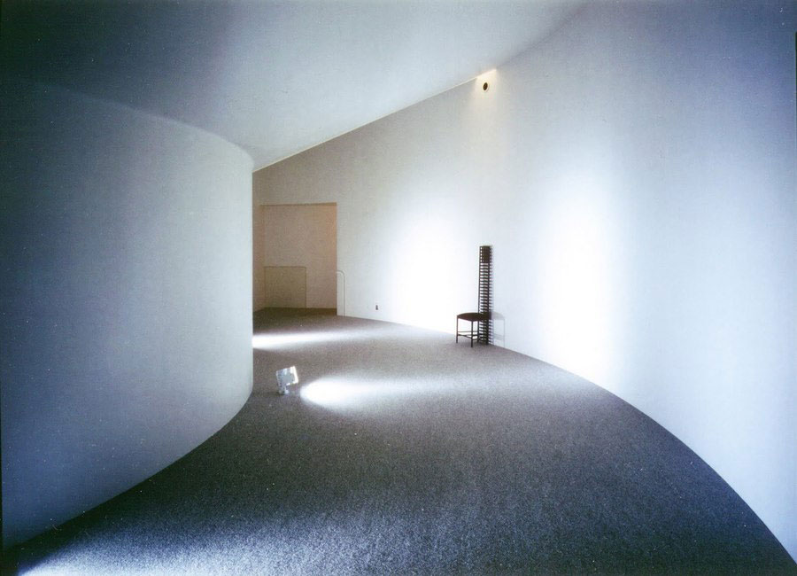 White U House / Toyo Ito
