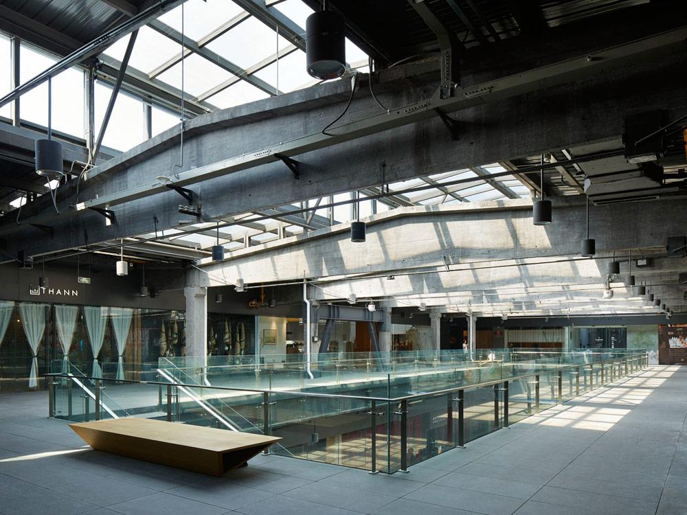 Wuxi Vanke Art Gallery / Kengo Kuma