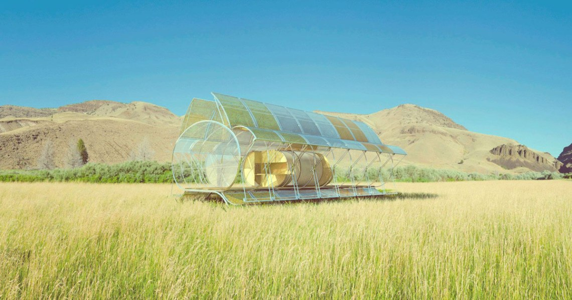 Casa A Prefabricated Prototypical Dwelling / Selgas Cano