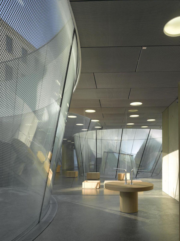 Joanneumsviertel Center / Nieto Sobejano architects