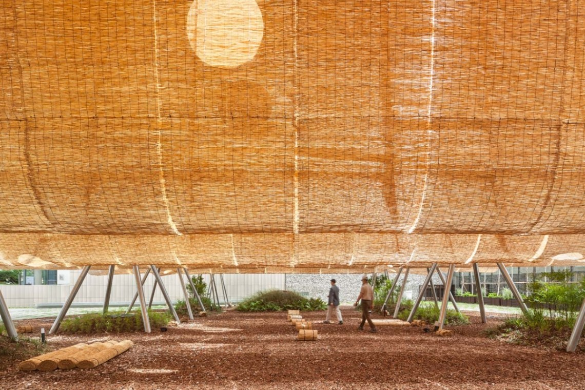 Roof Sentiment installation / SOA - Society of Architecture