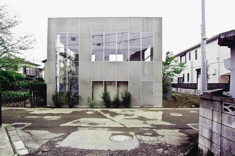House for a young couple in Tokyo / Junya Ishigami