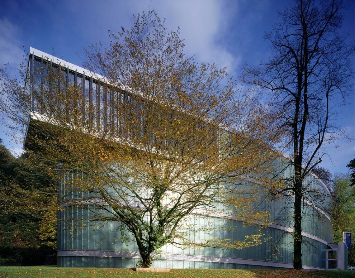 Neanderthal Museum in Mettmann / Kelp + Krauss + Brandlhuber