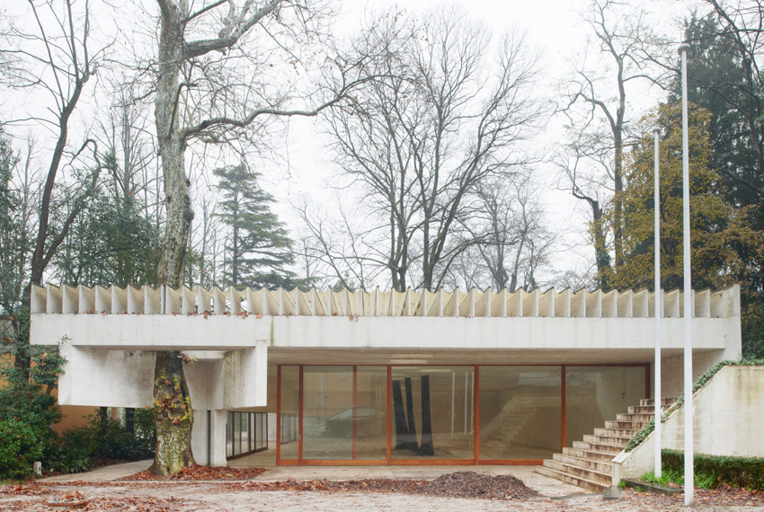 The Nordic Pavilion in Brussels for the World Exhibition of 1962 / Sverre Fehn