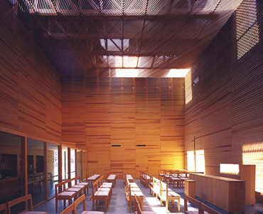 Wood in Architecture